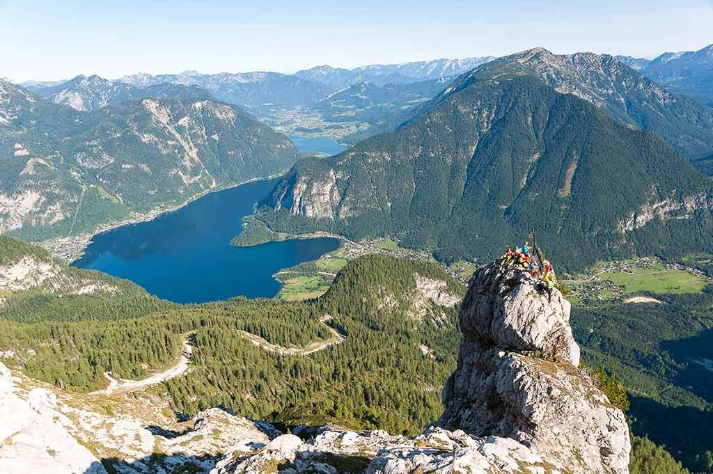 Klettersteig Leopoldsteinersee : Ramsau am dachstein die wiege der klettersteige