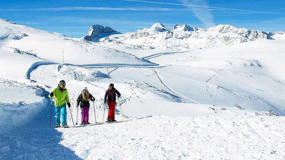 Schneeschuhwandern_Dachstein_Krippenstein
