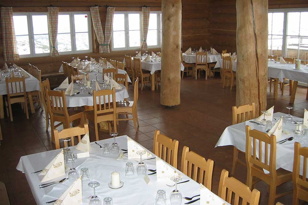 Lodge Krippenstein Restaurant