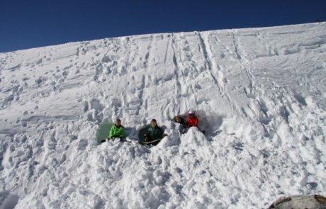 Lodge am Krippenstein Winter