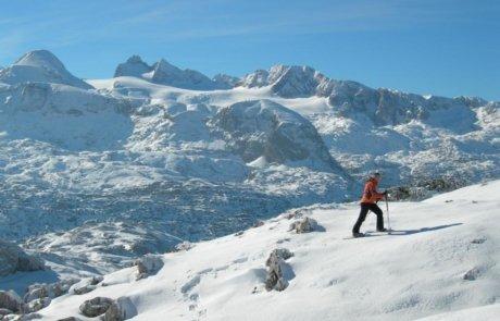 Lodge Krippenstein Schneeschuhwandern