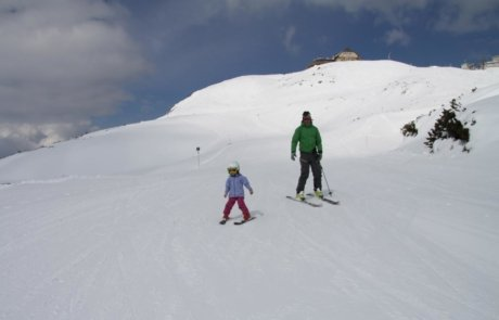 Lodge Krippenstein - Skifahren