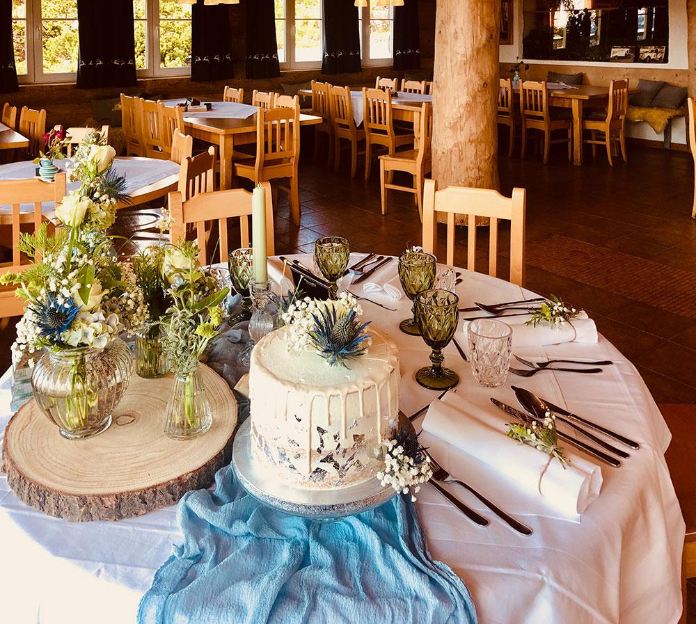 Lodge Krippenstein - Hochzeiten